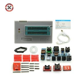 Porsche Programmer Reader NZ - Newest Version V6.1 minipro TL866cs USB Programmer with 21 adaptors free shipping