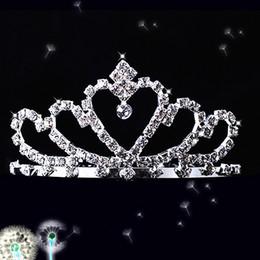 $enCountryForm.capitalKeyWord Australia - 2019 Cheap Sparkling Bling wedding hair accessories Crystal Rhinestone wedding crowns bridal headpieces bridal headpieces for women