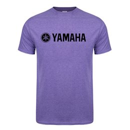 e656b4e096d 2019 hombres s diseñador de ropa camiseta YAMAHA logo camiseta de la marca  de ropa Carta Imprimir camiseta manga corta Raglan de alta calidad para  mujeres