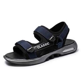 $enCountryForm.capitalKeyWord Australia - Men Sandals Gladiator Sandals Mens Summer Beach Slippers Shoes Casual Flat Mens Sandale Hommes xx42