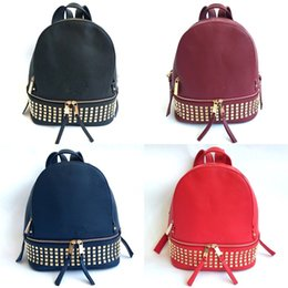 shoulder straps backpack NZ - With Box 2020 Designer Women Backpack Crossbody Mini Shoulder Bags Totes Backpack 6 Colors Chains Straps Backpack With Tags Wallets #996