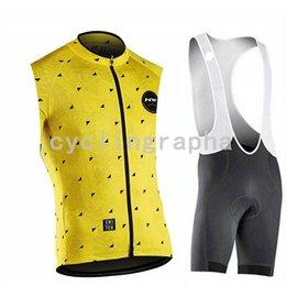 $enCountryForm.capitalKeyWord Canada - NW Cycling Jersey Men Sleeveless Breathable Mtb Sportswear Bike Clothing Bib Shorts Maillot Ropa Ciclismo Uniformes