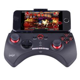 $enCountryForm.capitalKeyWord NZ - 2019 IPEGA PG-9025 Gamepad PG 9025 Wireless Bluetooth Game Console Phone Joystick Game Controller For Android  iOS Smartphone PC TV Box