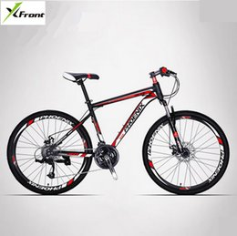 $enCountryForm.capitalKeyWord Australia - New Brand 26 inch carbon steel frame 21 27 speed disc brake mountain bike outdoor sport downhill bicicleta off-road bicycle