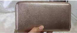 $enCountryForm.capitalKeyWord Australia - brand designer wallets for women purses clutch bags PU zipper with card holder long style