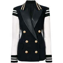 8802c9de433 Women s varsity jackets online shopping - TOP QUALITY Newest Fashion  Designer Stylish Blazer for Ladies