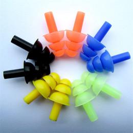 $enCountryForm.capitalKeyWord NZ - Special offer swimming nose clip earplugs silicone swimming earplugs OPP bag accessories waterproof