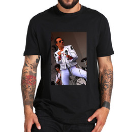 $enCountryForm.capitalKeyWord Australia - Plus Size Freddie Mercury Tshirt Queen Black T-shirt Men Summer 100% Cotton Top Tees Male Harajuku Base Shirt Drop Ship