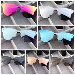 Vision alloy online shopping - Polarized Sunglasses for Men women Male Driving glasses Reflective Coating Eyewear Night vision driving mirror VVA303