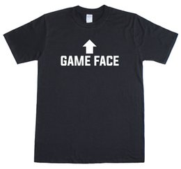 Gadget Geeks Australia - Game Face Gadget Nerd Geek Gamer Funny Mens Loose Fit Cotton T-ShirtFunny free shipping Unisex Casual Tshirt