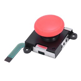 replacement analog stick Canada - ABKT-3D Analog Joystick Thumb Sticks Sensor Replacements For Nintendo Switch Joy Con Controller