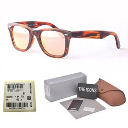 $enCountryForm.capitalKeyWord Canada - Hot sale Unisex Sunglasses Men Women Brand Designer Metal hinge Sun glasses UV400 glass Lens Sports glasses with cases and box