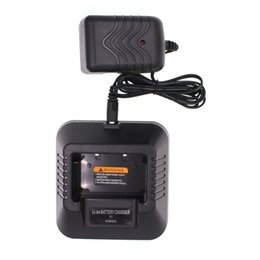 battery for baofeng 2019 - Original Charger for BAOFENG UV-5R DM-5R UV-5RA UV-5RB series two way Radios power adaptor and desktop for BL-5 li-ion B