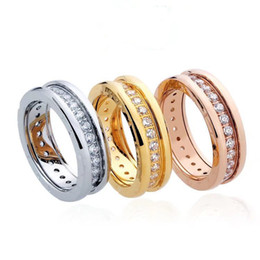 $enCountryForm.capitalKeyWord UK - fashion designer jewelry women rings B.zero1 series ring elegant pave diamond ring Engagement Rings