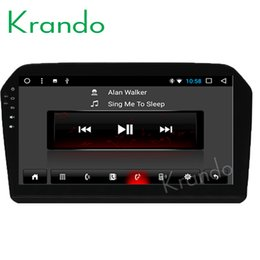 """Vw Stereos Android Australia - Krando Android 8.1 10.1"""" Big Screen Full touch car dvd Multimedia system radio player for VW JETTA 2013 radio navigation gps wifi"""