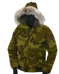 $enCountryForm.capitalKeyWord Australia - DHL Delivery E46 Goose Men Wyndham Parka More Than 90% White Goose Down High Quality Long Hooded Wolf Fur Fashion Warm Down Jacket