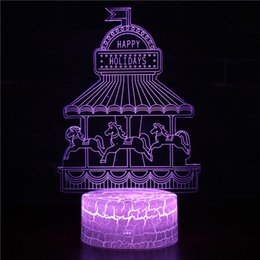 $enCountryForm.capitalKeyWord Australia - Game Series Night Light 3D Illusion Lamp 3 Pattern and 7 Color Change LED Nightlight with Remote Control for Kid Gift for Boys