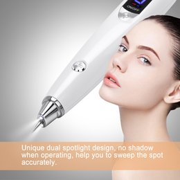 Wholesale Tattoo Removal NZ - Laser Removal Nods Mole 9 Level Tattoo Freckle Mole Removal Plasma Pen Skin Tag Dark Spot Remover Laser Removal REMOVE A FRECKLE