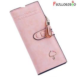 $enCountryForm.capitalKeyWord NZ - goood quality Brand Women Long Grind Arenaceous Wallet Cute Metal Little Umbrella Soft Leather Female Clutch Card Holder Purses