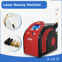 Laser Tattoo Removal Pricing NZ - Factory price !!! Profession 755nm 1064nm 532nm 1320 nm picosecond laser tattoo removal machine Q switch Nd Yag Laser DHL free shipping