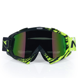 Woman cycling helmets online shopping - Motocross Goggles Glasses Oculos Cycling MX Off Road Helmet Ski Sport Gafas For Motorcycle Dirt Bike Racing Goggles