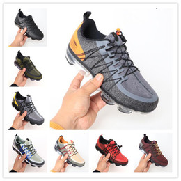 sneakers uomo NZ - Original top quality Mens Running Shoes Chaussures Run Utility 2019 Designers Sneakers scarpe uomo Sport Trainers Size Eur40-45