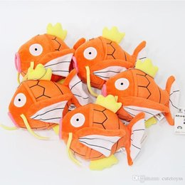 """Top New Toys Australia - Top New 6"""" 15CM Magikarp #1 Plush Doll Anime Collectible Dolls Keychains Pendants Stuffed Soft Gifts Toys"""