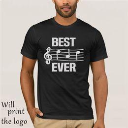 $enCountryForm.capitalKeyWord NZ - T-shirt Funny Novelty t-shirt for Men Women man the best dad ever Shirt Funny Music Notes F Fresh