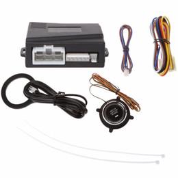$enCountryForm.capitalKeyWord Australia - Auto Car Alarm Engine Starline Push Button Start Stop RFID Lock Ignition Switch Keyless Entry System Starter Anti-theft System
