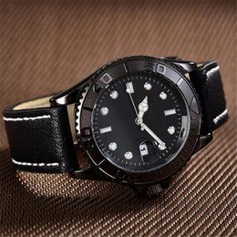 Ladies Luxury Gifts Australia - Look 2019 New Famous Luxury Crystal Dial Bracelet Christmas Gift For Ladies Women Dress Designer Fashion Black Dial Calendar Mens Watches