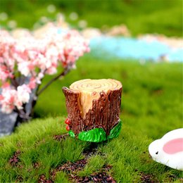 $enCountryForm.capitalKeyWord Australia - resin crafts figurines for home decoration Artificial mini root stump Leaves fairy garden miniatures gnomes moss terrariums