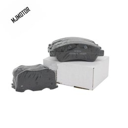$enCountryForm.capitalKeyWord Australia - (1pair kit) Front   Rear Brake pads set for Chinese DONGFENG DFM Fengshen S30 Auto car motor part 4546000 4586000