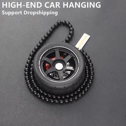 $enCountryForm.capitalKeyWord Australia - Auto Decoration Pendant For Car Wheel Keychain Key Ring Car Mirror Hanging Ornament Key Chain Keyring Pendant For Car Hanging C19041201