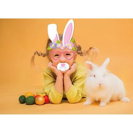 photo funny prop Australia - DishyKooker 31Pcs Set Easter Funny Photo Props for Party Supplies