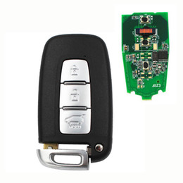 $enCountryForm.capitalKeyWord UK - Buttons 433MHz Smart Card Remote key Keyless Entry Fob For KIA K2 K5 New Sportage with ID46 PCF7952 Chip