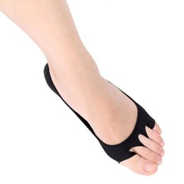 $enCountryForm.capitalKeyWord UK - Foot Care Massage Sweat Absorption Thin Five Fingers Toes Compression Socks W4758B