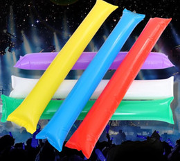 cheers inflatable NZ - Party Supplies Cheering Sticks Noise Maker Inflatable Cheer Sticks Cheer Team Inflatable Stick Against Stick KTV Bar Event