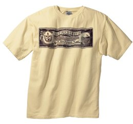 92e5079e36 Cuban CIGAR Afficianado Vintage Warranty Certificate Label T-Shirt CUBA  CohibaFunny free shipping Unisex Casual Tshirt