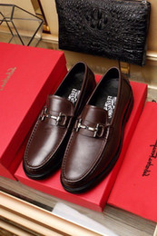 $enCountryForm.capitalKeyWord Canada - duping520 Brown fashion business shoes Men Dress Shoes Moccasins Loafers Lace Ups Monk Straps Boots Drivers Real leather Sneakers Shoes