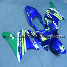 $enCountryForm.capitalKeyWord Australia - 23colors+Screws movistar motorcycle article for HONDA CBR954RR 2002 2003 CBR 954 RR 02 03 ABS motor Fairing