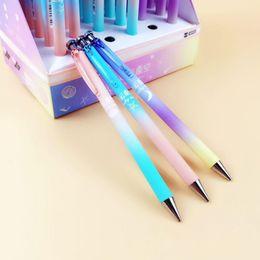 $enCountryForm.capitalKeyWord Australia - 1Pcs Lucky Moon Star Plastic Mechanical Pencil Creative Sky Automatic Pens For Kids Writing School Supplies Student Stationery