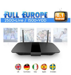 vip box 2019 - 1 Years Q1504 IPTV French Arabic Box Android 8.1 with IUDTV IPTV Arab France Belgium Netherlands IPTV Subscription VIP S