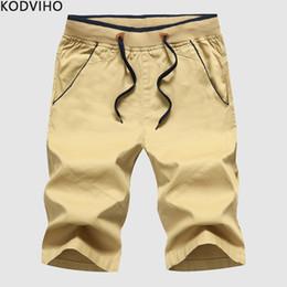 $enCountryForm.capitalKeyWord NZ - Mens Shorts Cotton Summer Casual Short Men Plus Size Board Shorts Man Boardshorts Male Brand Beach Black Clothing Macsulino 2019