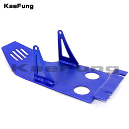 $enCountryForm.capitalKeyWord Australia - MOTORCYCLE HEAVY DUTY ALLOY BASH PLATE ALUMINUM SKID PLATE ENGINE PROTECTING PIT BIKES ATOMIK yx140 150 160CC