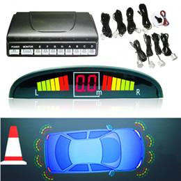$enCountryForm.capitalKeyWord Australia - 8 Rear & Front View Car Parking Sensor With LCD Display Monitor Auto Reverse Backup Parking Radar Buzzer Alarm Detector System
