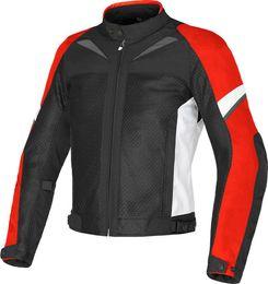 $enCountryForm.capitalKeyWord Australia - Air-3 Mesh Dain Jacket Street Motorcycle Protective Breathable Clothing With Protector