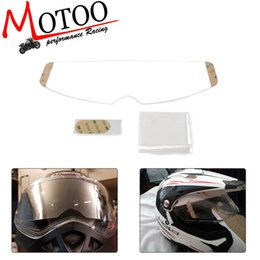 $enCountryForm.capitalKeyWord Australia - Anti-fog patch Motorcycle Full Face Helmet Generic for K4 AX8 LS2 HJC Helmets Lens Anti-fog visor
