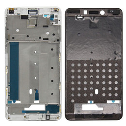 note boards NZ - For Xiaomi Redmi Note 4 LCD Housing Plate Bezel Housing Cover Front A Frame Board Middle Frame Repair Black White Gold
