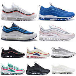 summer mens golf shoes NZ - 2019 Designed runner men women running shoes Gym Red Rainbow Mustard sail pink pull Tab mens trainer breathable sports sneakers