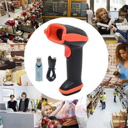 $enCountryForm.capitalKeyWord Australia - Hot Sale 2.4G Wireless Barcode Scanner Scanning Barcode Bar-code Reader